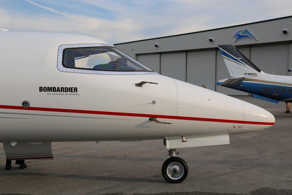 Bombardier Lear Jet 75