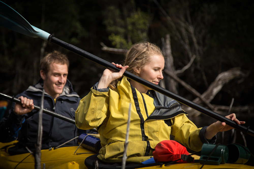 Wild Pedder - Kayaking on Lake Pedder