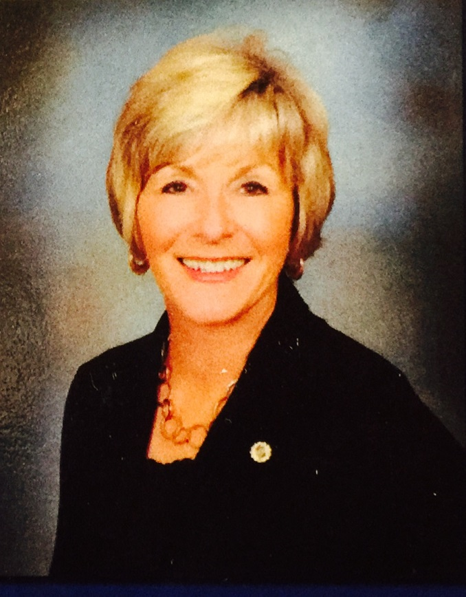 Suzanne Manuel, Past President - Rotary Club of Coronado  -