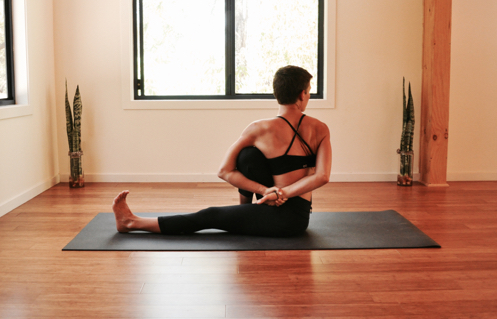 Click for more on Michelle's Yoga classes