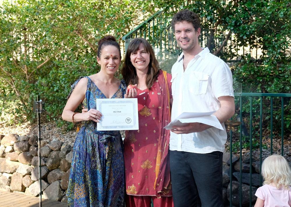 Ellie - Akhanda Yoga Australia -YTT Part-time Graduation 2106 - Gold Coast - 7 of 16.jpg