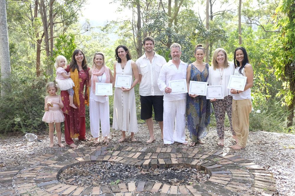 Group - Akhanda Yoga Australia -YTT Part-time Graduation 2106 - Gold Coast - 22 of 22.jpg