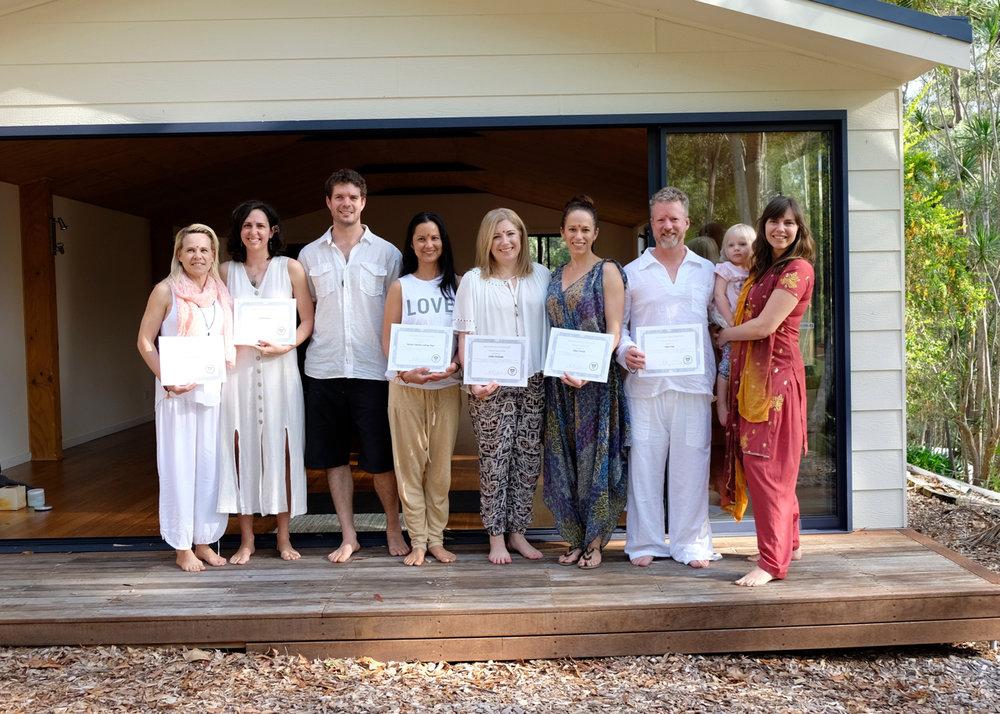 Group - Akhanda Yoga Australia -YTT Part-time Graduation 2106 - Gold Coast - 17 of 22.jpg