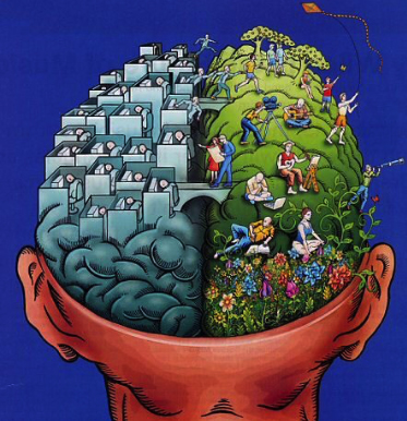 A fascinating article from ControlMind about Beta brain and the imbalance the dominant side can bring to your brain and consequently the quality of your life.
