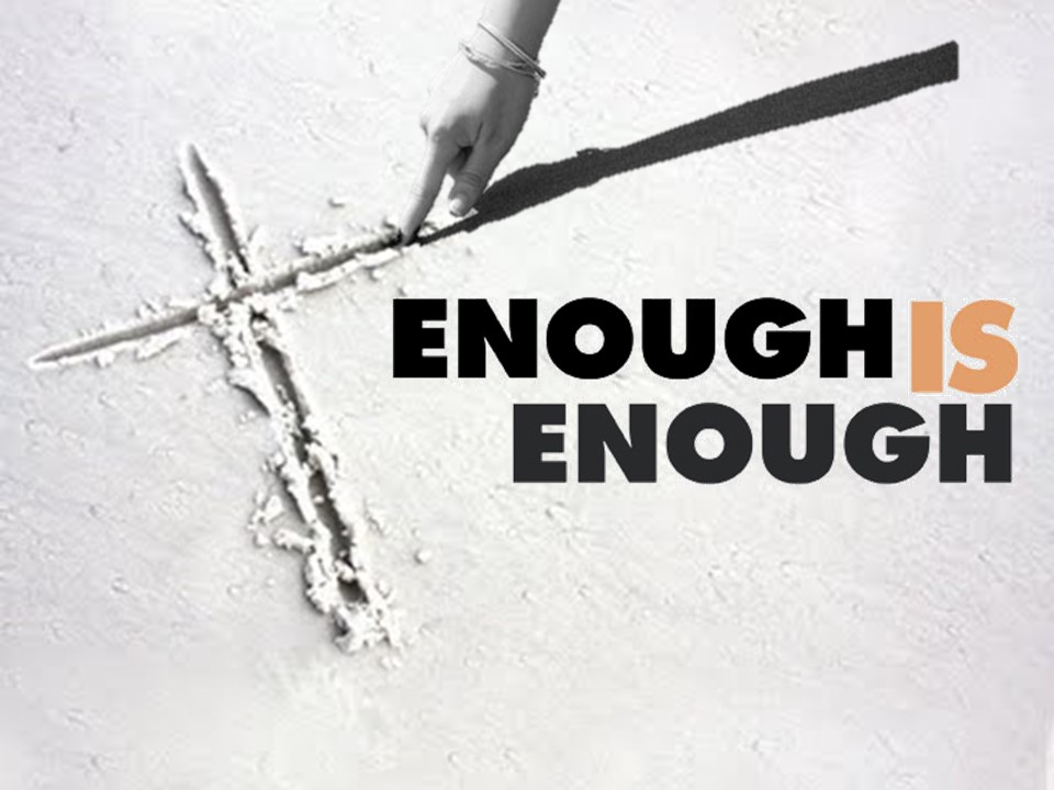Enough is Enough graphic (1)