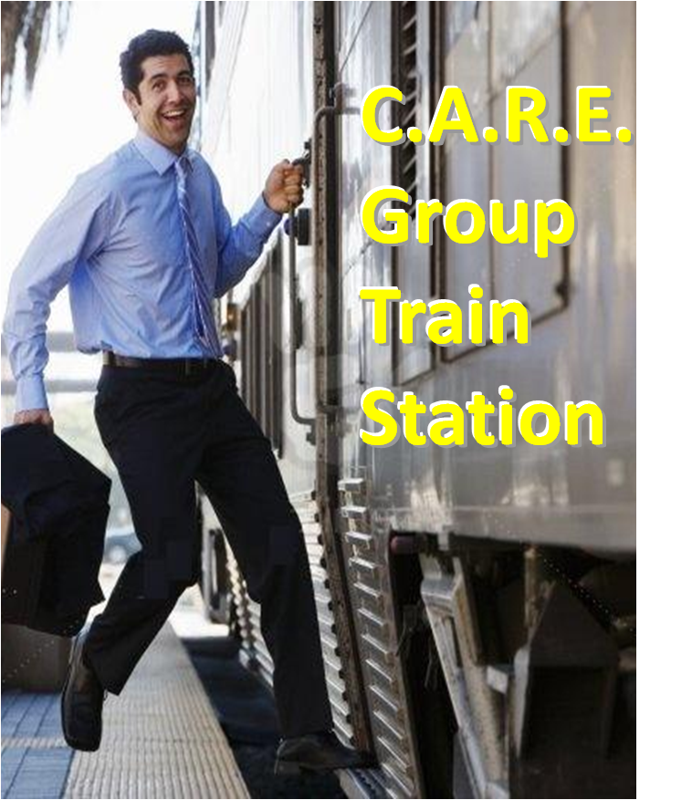 CARE Group Train Station