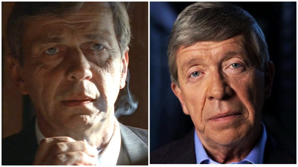 Separated At Birth #2: X-File\'s Cancer Man and Homicide Hunter\'s Joe ...
