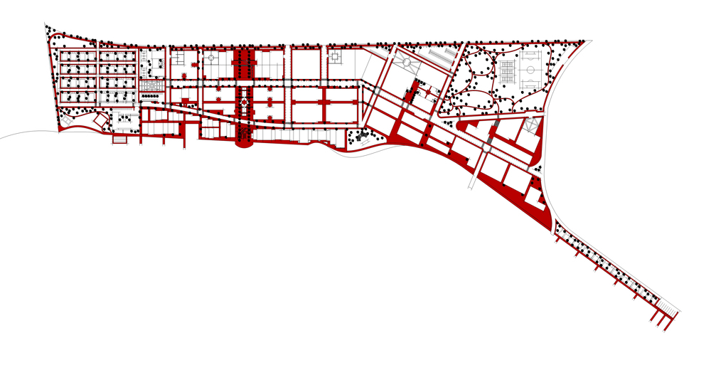 Pedestrian Corridors
