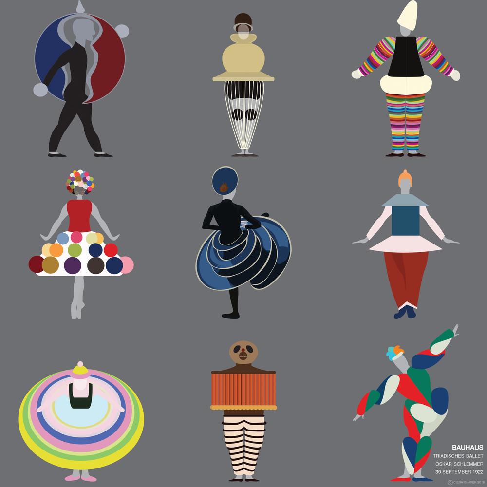 Bauhaus graphic design