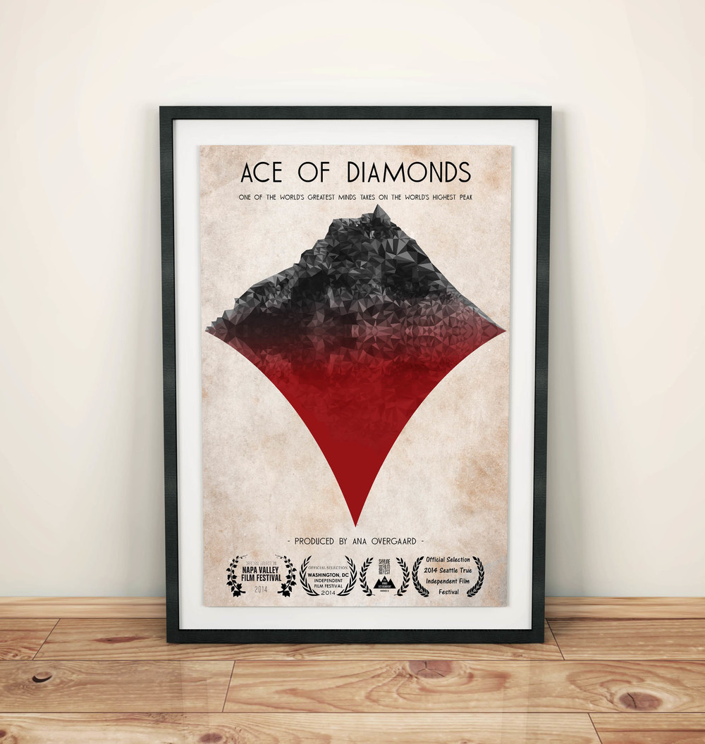 ACE OF DIAMONDS FILM ADVERTISEMENT