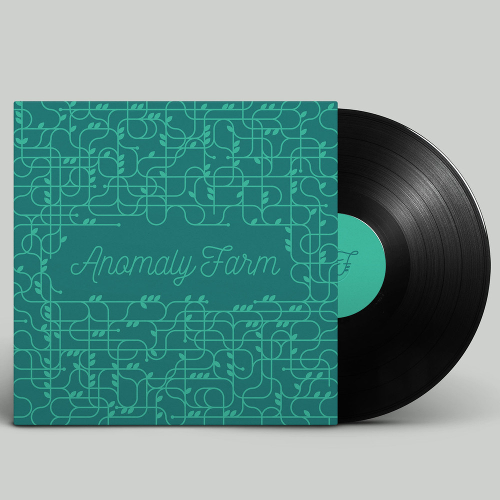 ALBUM ARTWORK: ANOMOLY FARM