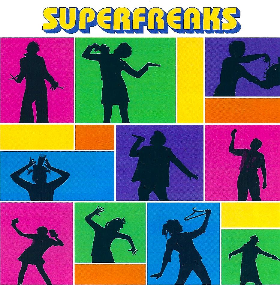 SUPERFREAKS