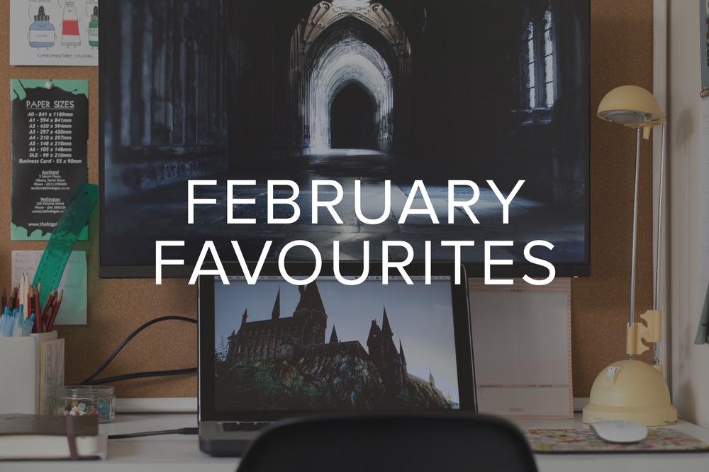february_favourites