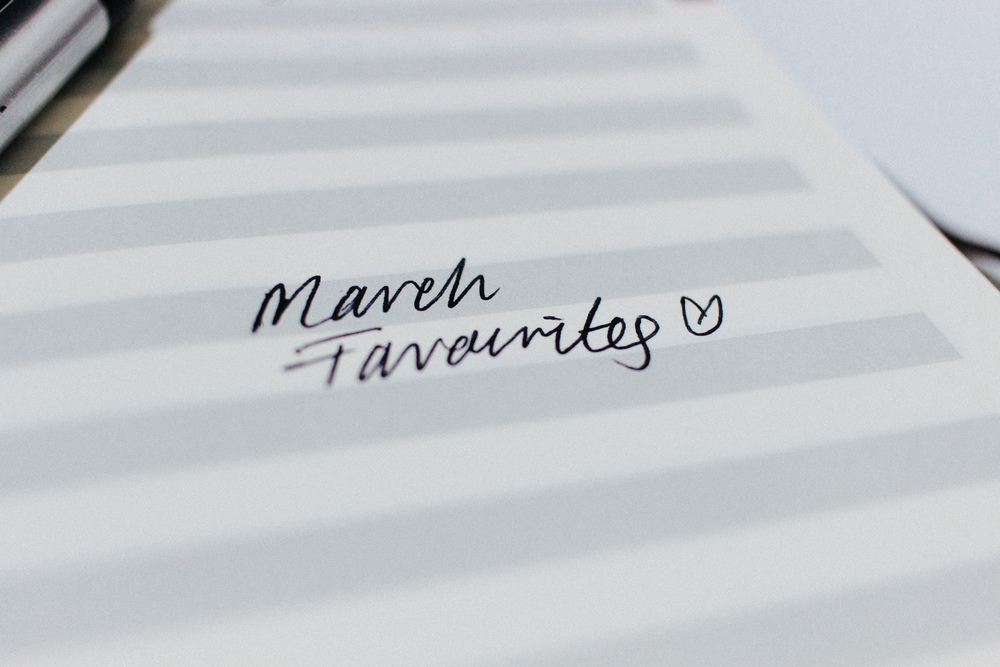 march-favourites