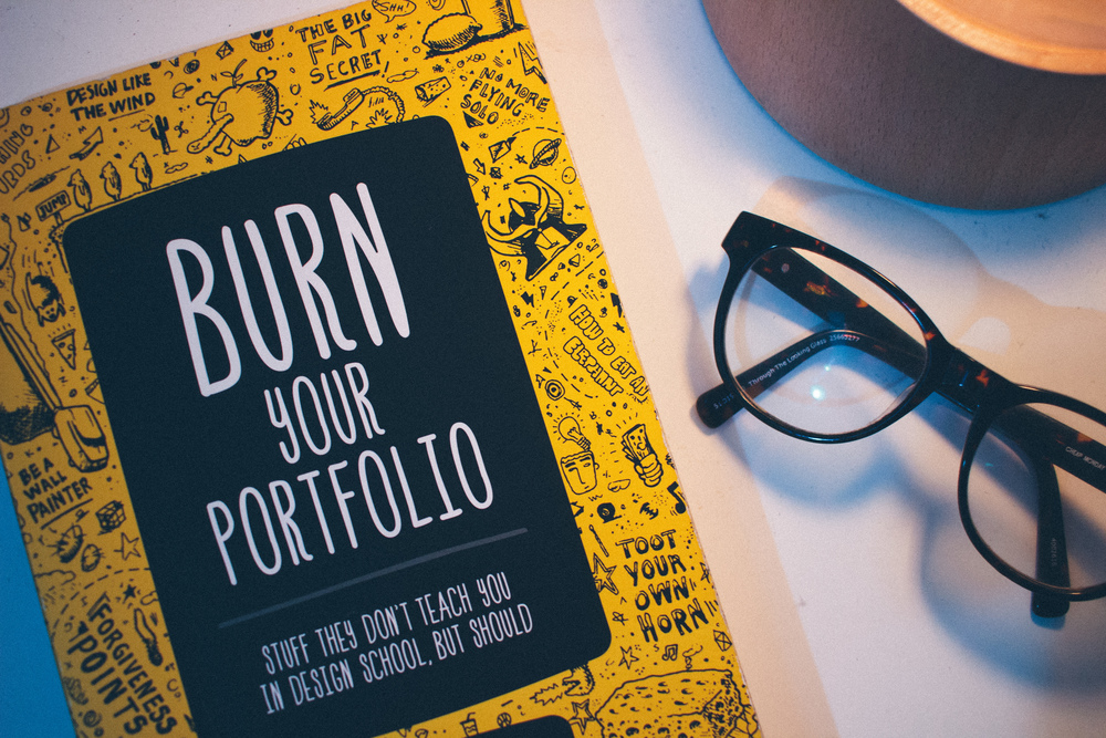 Michael Janda - Burn Your Portfolio: Stuff They Don't Teach You in Design School, But Should