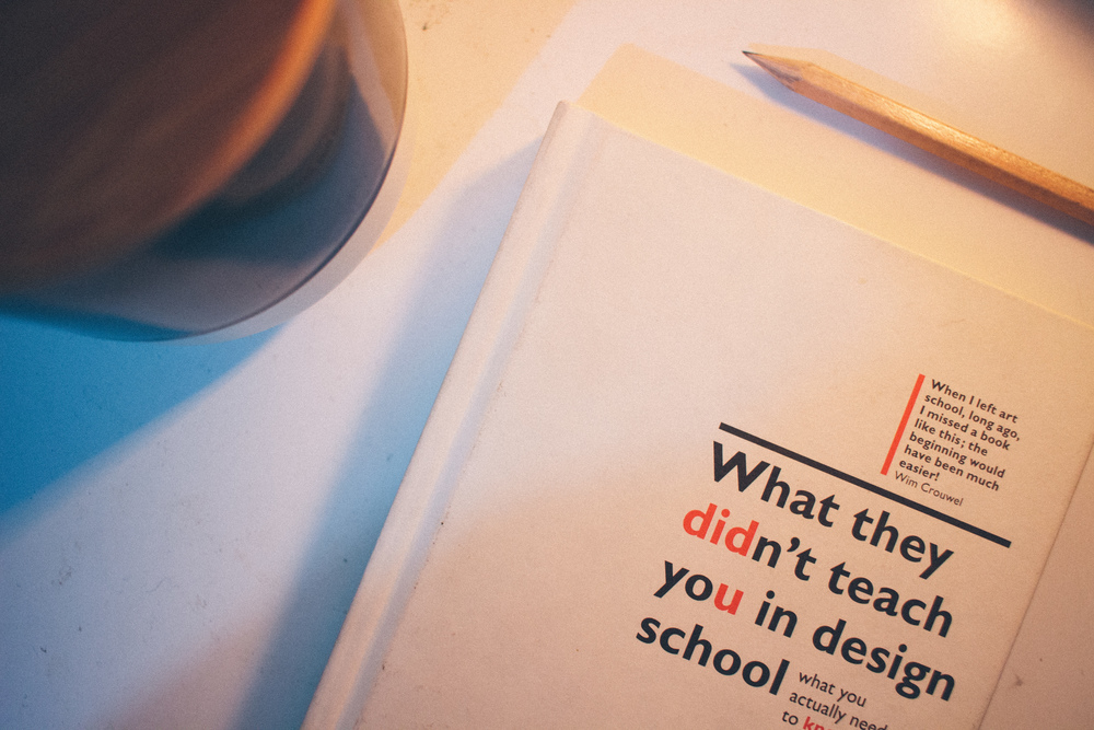 Phil Cleaver - What they didn't teach you in design school