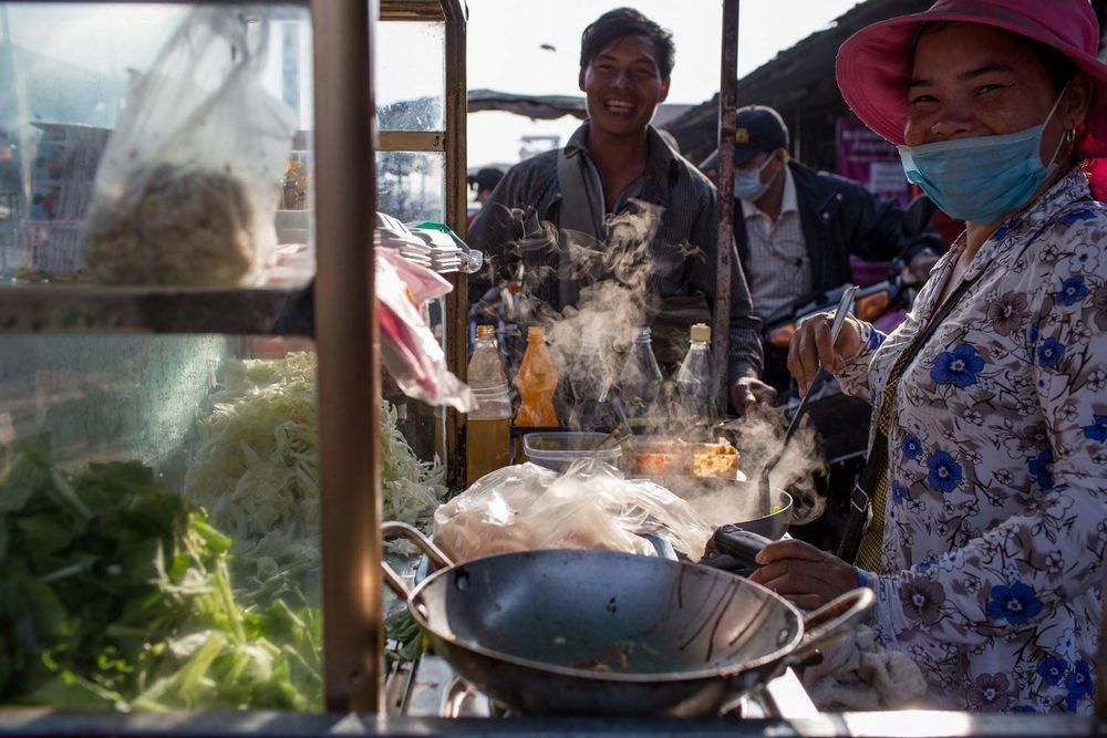 food tour in Siem Reap