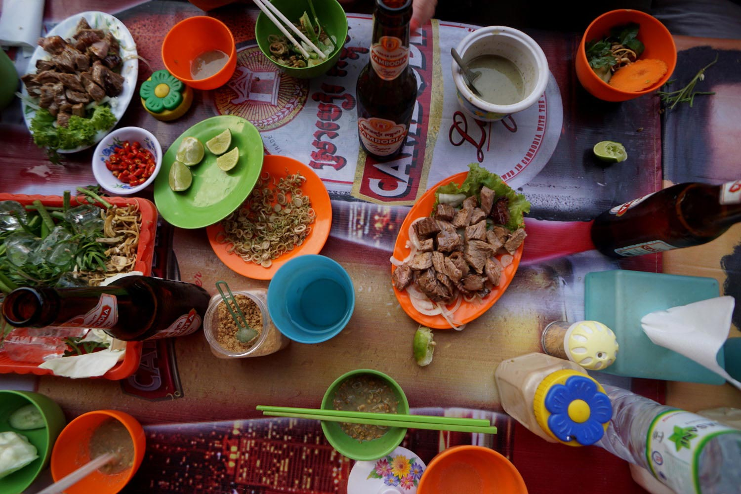 siem reap food tours as seen in the new york times