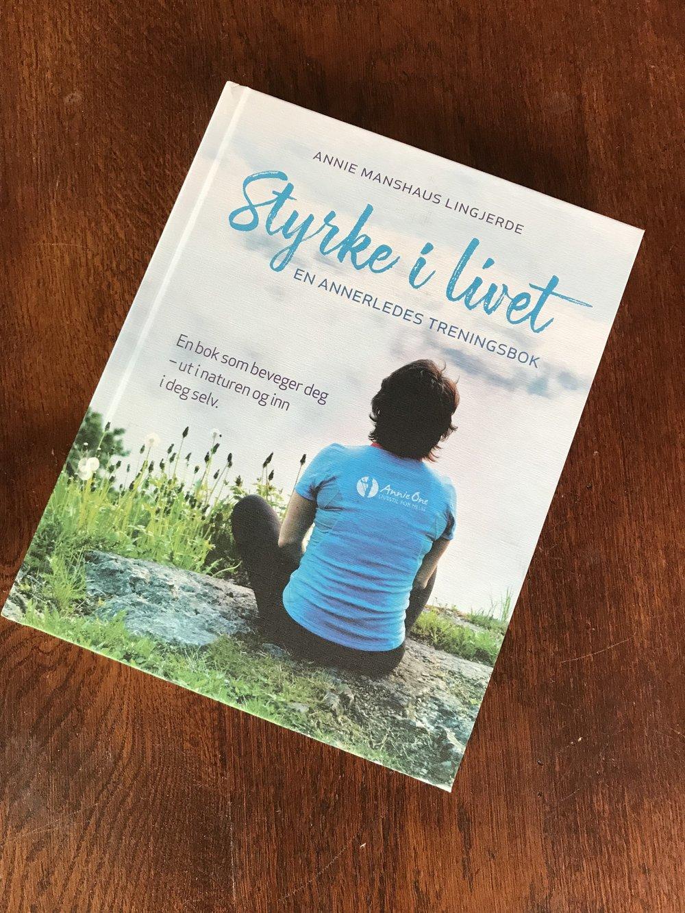 Boklansering! - Imorgen 20. juni er det åpen lanseringsfest av Annie M. Lingjerde sin bok om utetrening. Se link nederst om du ønsker å komme.