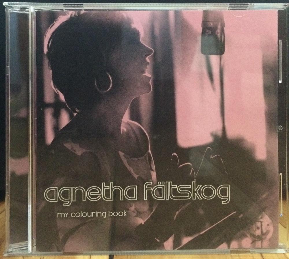 Agnetha Fältskog – My Colouring Book (CD Review) — Subjective Sounds