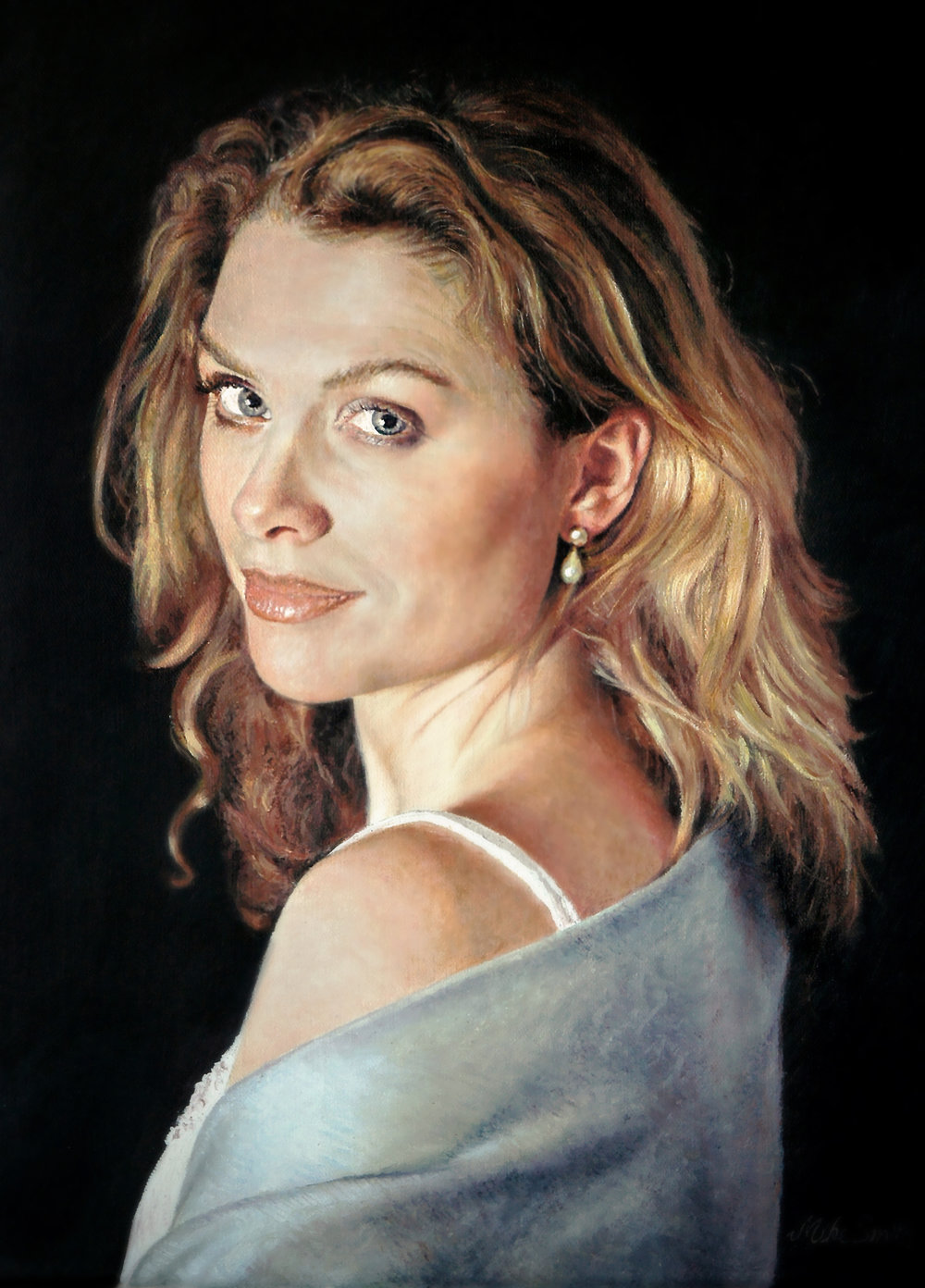 Portrait of 'JULIA'