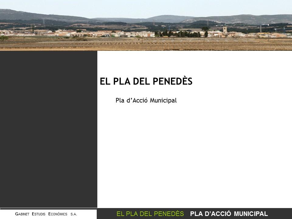 Pla del Penedès