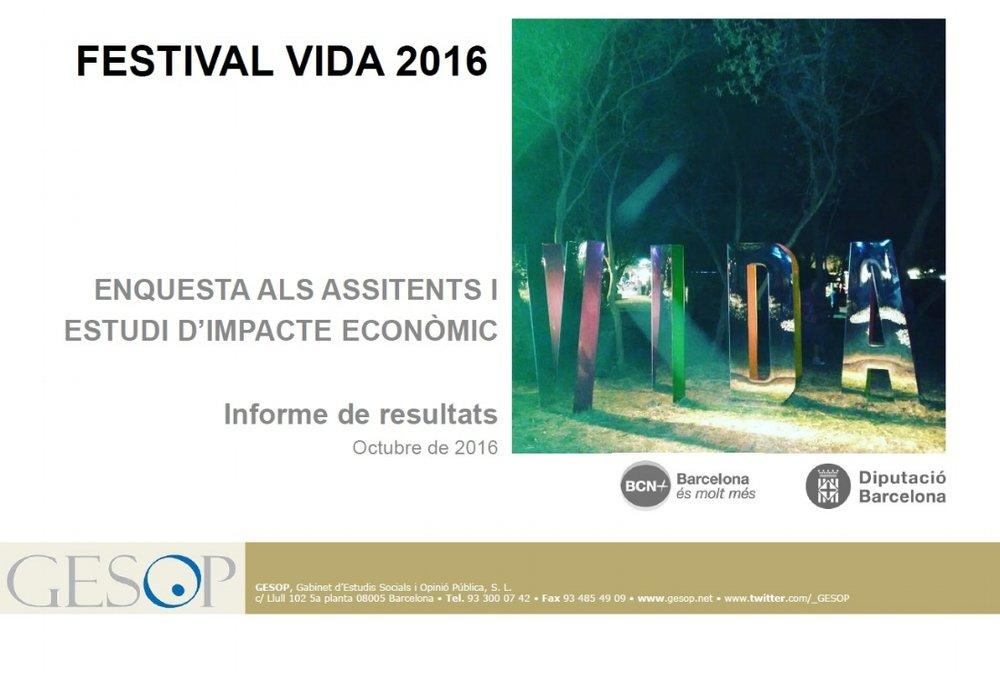Festival Vida de Sitges 2017