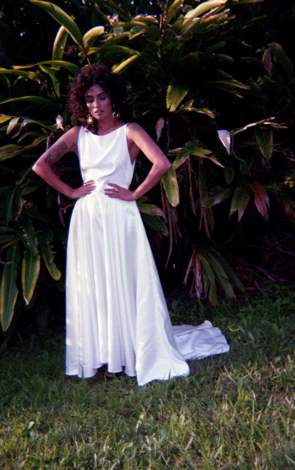 Fran Doll wears Vera Skirt & Vayla Camisole.