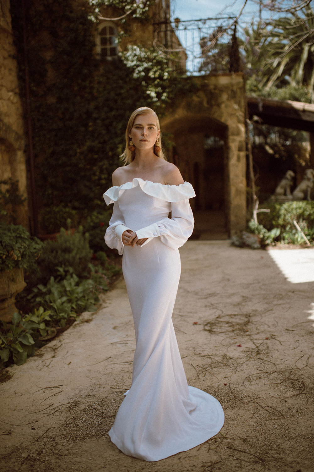 Rosily Gown
