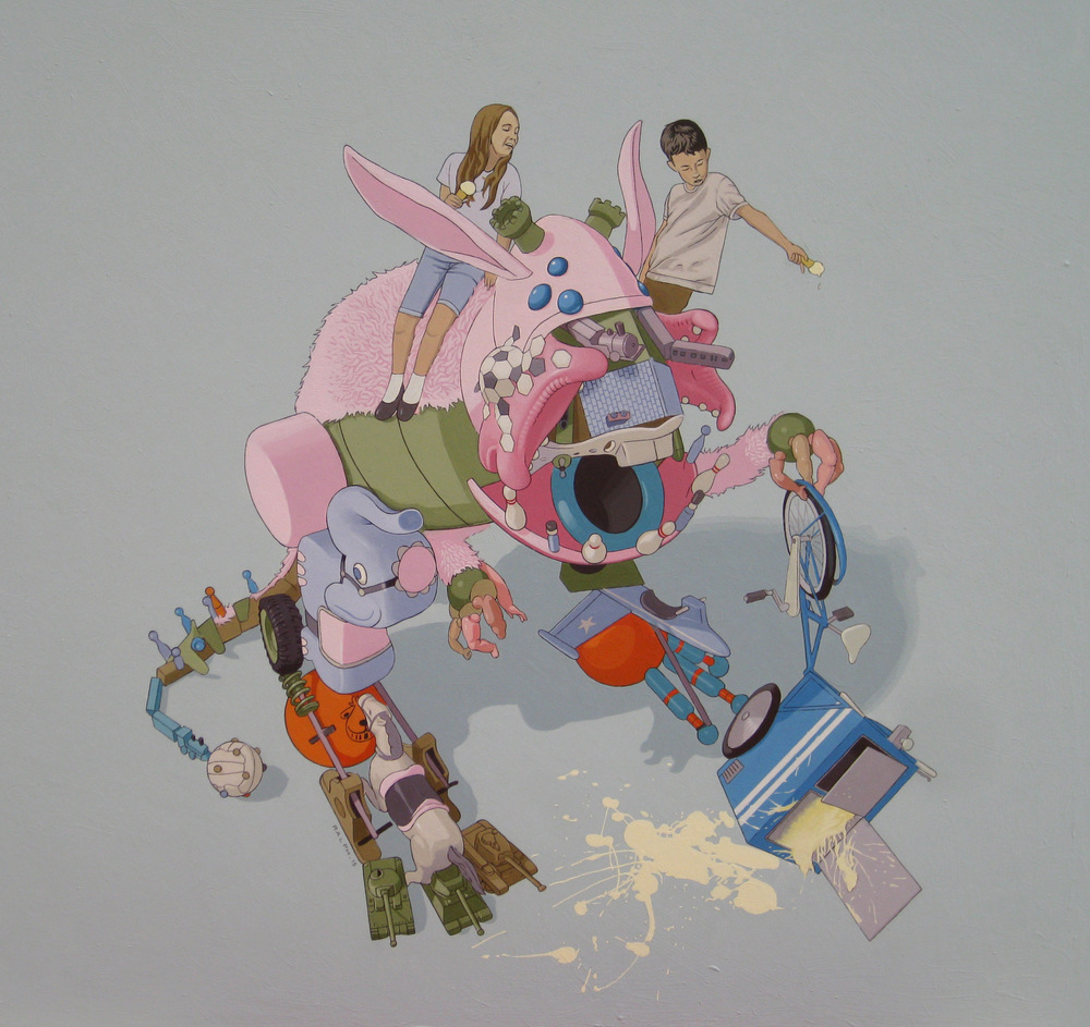 Finley Ralph - Not the eater bunny