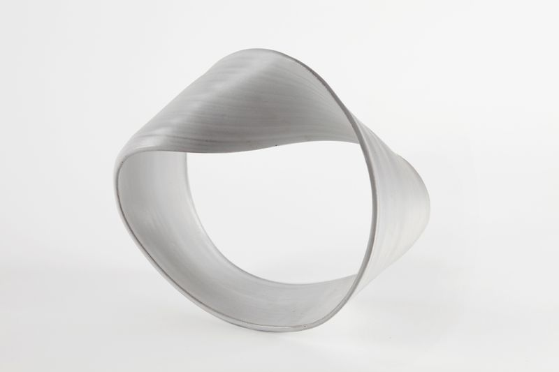 Thrown Moebius Strip