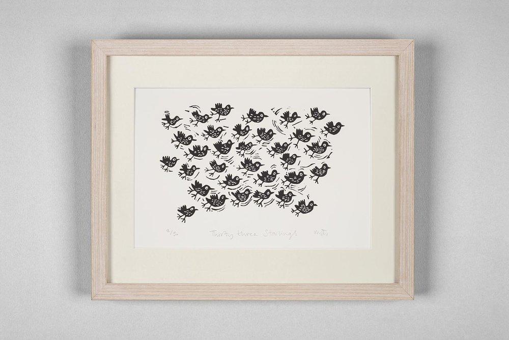 33 Starlings