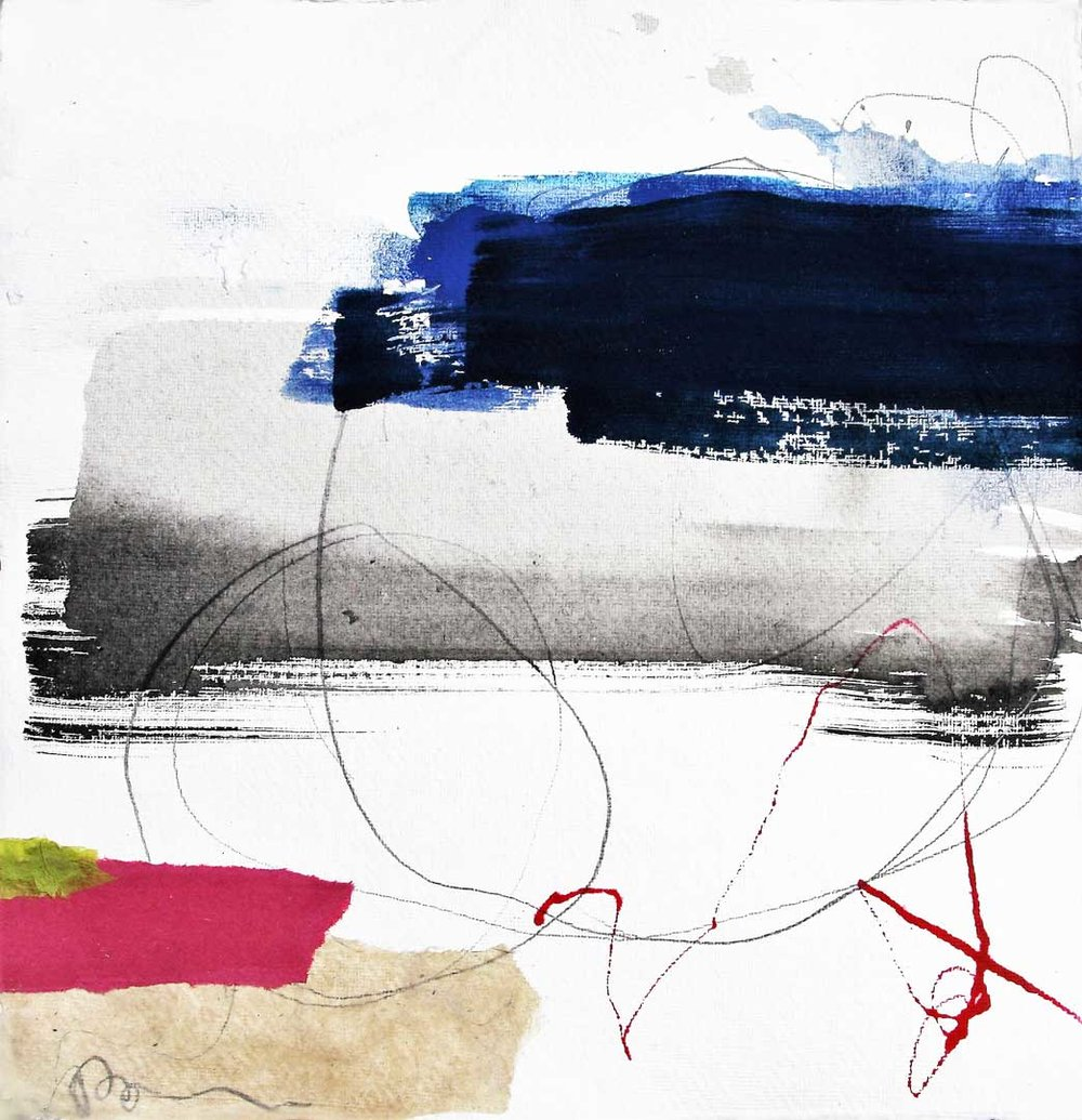 Conversation with lines and colours - Ryoko Minamitani