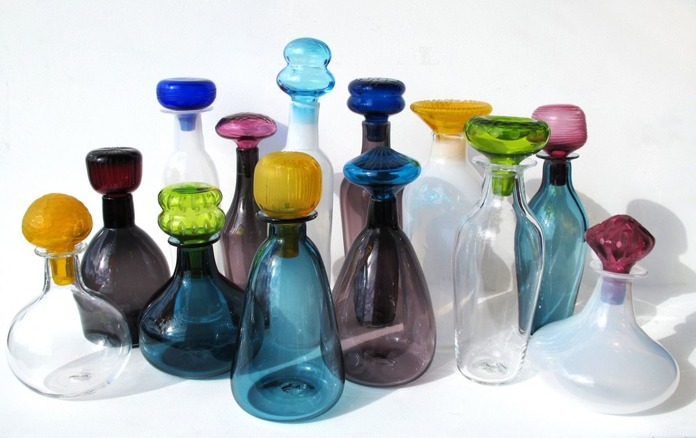 Mix and match (bottles) - Vicky Higginson