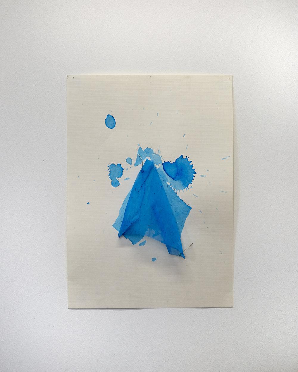 Norman Anderson - Blue