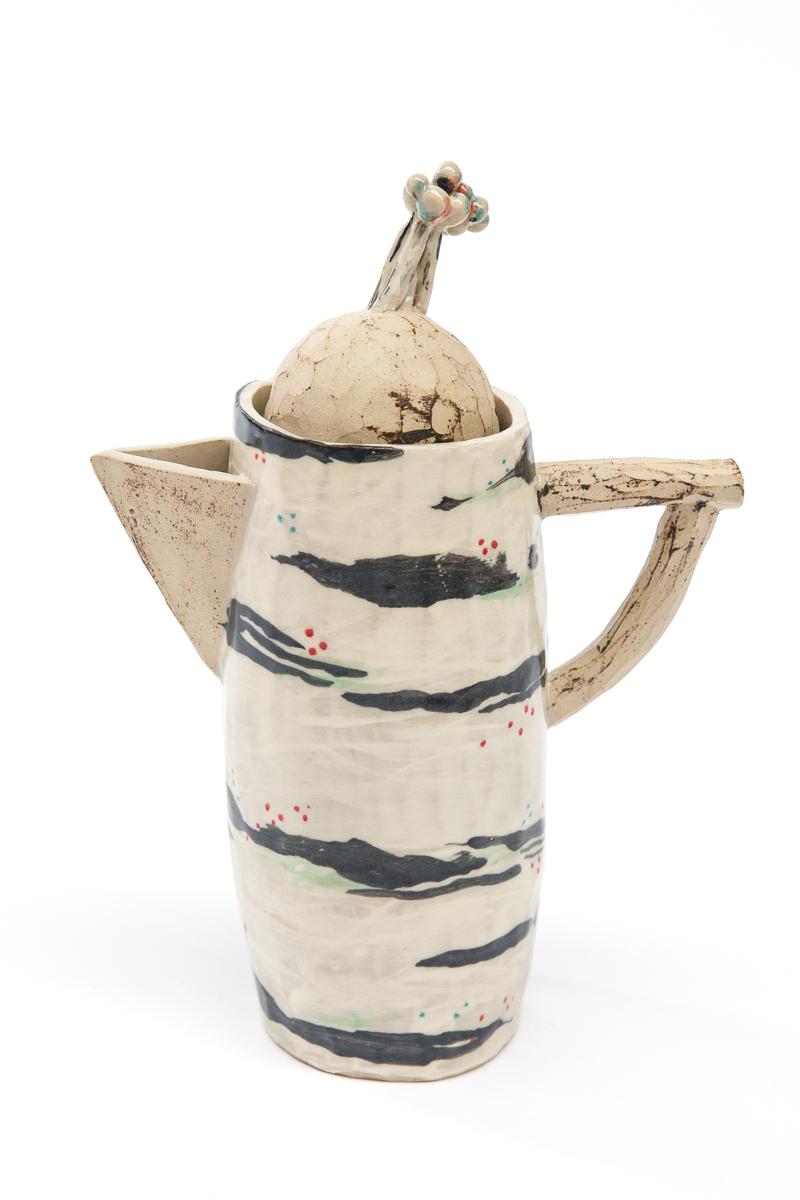 Bev Seth  Coffee pot
