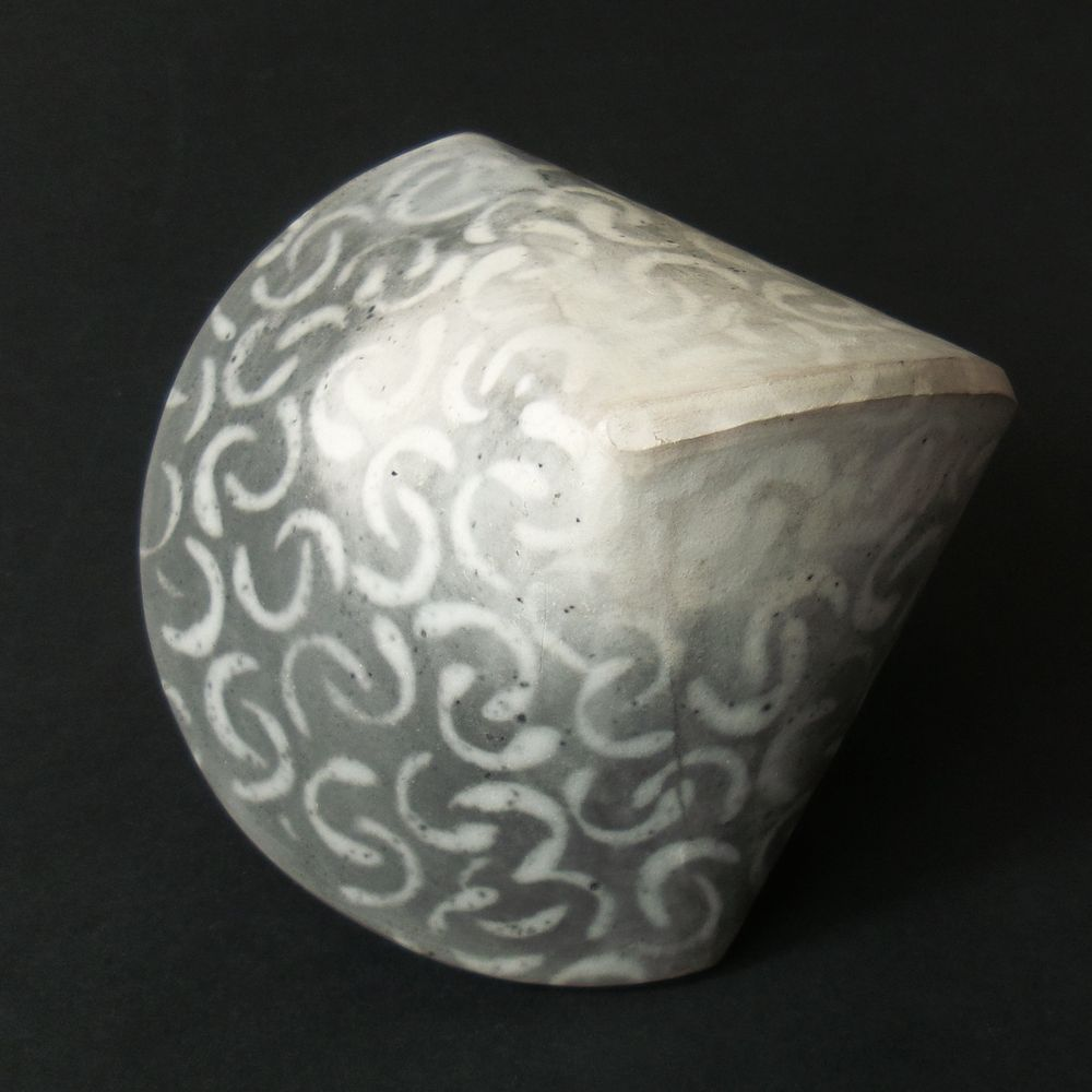 Large smoke patterned nut 14x14x14cm £105.00