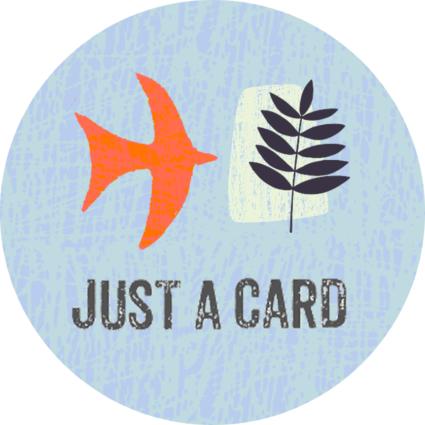 We are very happy to support and promote Just a Card Campaign.