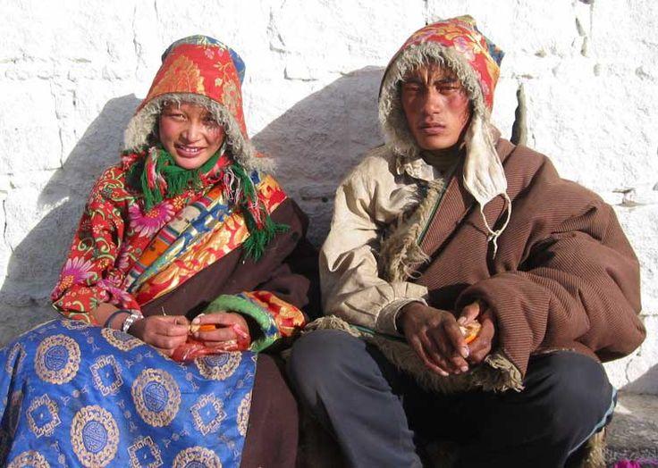 Amdo Tibetan tribe