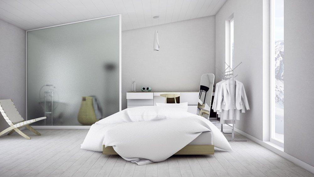 scandi design minimalist arredo casa