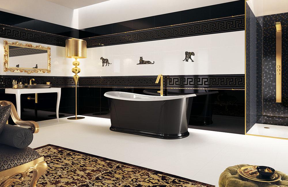 Luxury Instinct, lacollezione di rivestimenti che si caratterizza per unaforte spinta verso il lusso.