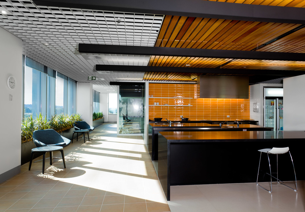 Interior kitchen architecture photography by Melbourne architecture photographer Stefan Postles