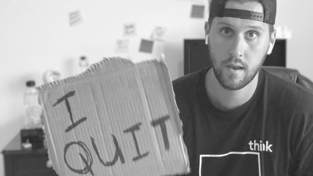 I quit my 6-figure job -