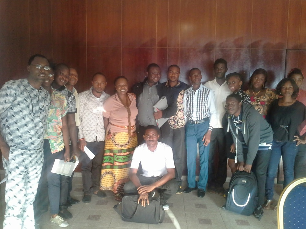 Participants:Jo Nwinyi, Ndubuisi Newman, Tope Rotimi, Ikenna Okeh, Victor Emmanuel Idem, Nihinlola Ifeoluwa, Kechi Nomu, Louis Ogbere, Chika Tobi Onwuasanya, Jennifer Nkem-Eneanya, Yomi Kolawole, Adeniyi Mopelola Omayeni, Owoyemi Olorunfemi, Pemi Aguda