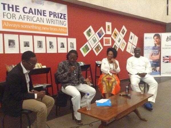harare city library caine prize