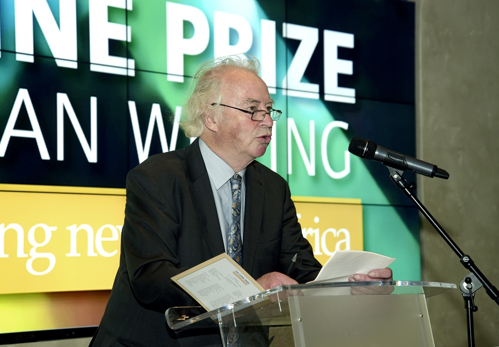 Jonathan Taylor CBE, previous Chairman of The Caine Prize