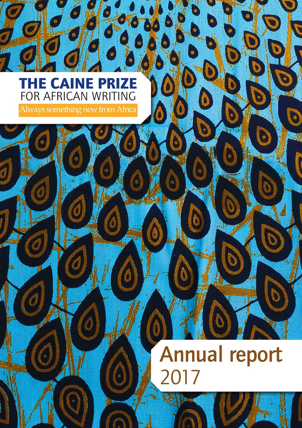 Caine Prize Annual Report 2017 - cover.jpg
