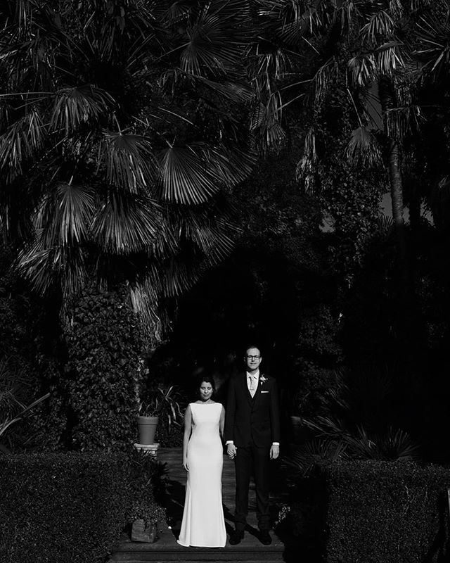 Leah & Ian from earlier today, my first wedding of the year. All first-looks and being too hot in a jacket outside in February, and sneaking around the house together whilst guests arrived, trying not to be seen. It's been a riot - and the weather?! It's been a right day for some #weatherchat - school strikes seem the least of our worries. Be lucky if the planet makes it to July.. . . . . . . . . . #makeportraits #livefolk #exploretocreate #lookslikefilm #weregettingmarried #photobugcommunity #ifyouleave #chasinglight #winterwedding #londonwedding #livethelittlethings #adventure #thatsdarling #WHPthisislove #loveintentionally #wanderfolk #creativityfound #finditliveit #destinationweddingphotographer #postthepeople #ftwotw #indiebride #quietthechaos #risingtidesociety #couplegoals #huffpostido #featuremeofh #elopementphotographer