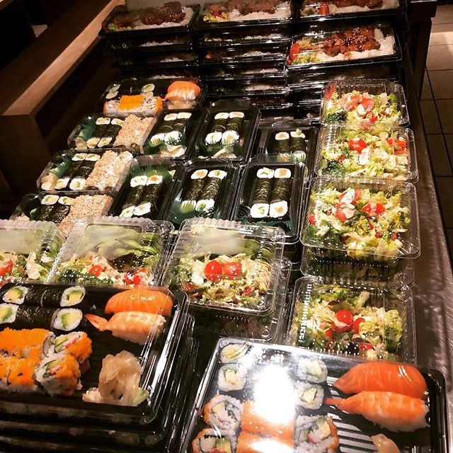 #🍣 #🍱 #thanksalot #berlin #foodstagram