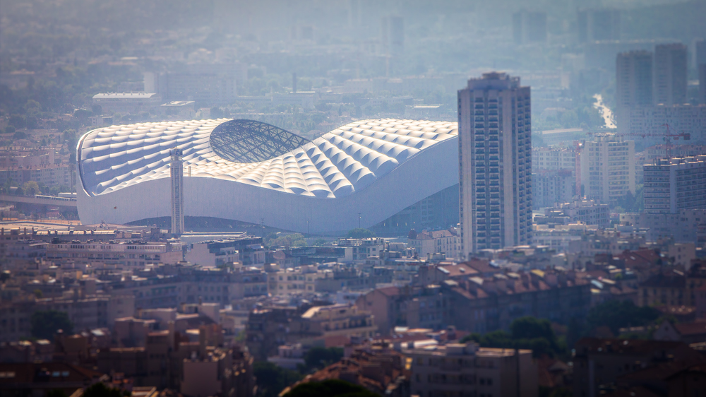 Den nye Vélodrome i Marseille. Photo Credit: Design_EX/ Flickr /    CC BY-NC 2.0